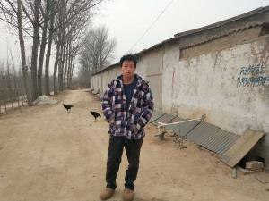 王永安在河南通许为必威体育网页版暴长王代言